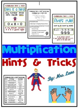 Multiplication Hints and Tricks