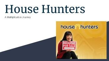 Multiplication House Hunters