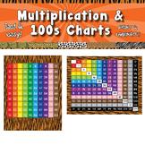 Multiplication & Hundreds chart  APT-001