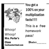 Multiplication Incentive