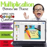 Multiplication - Interactive Digital Resource for the Goog