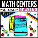 Multiplication & Division Interactive Notebook Bundle for 3rd Grade