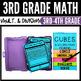 Operations and Algebraic Thinking Task Card -- 3rd Grade Mega Bundle