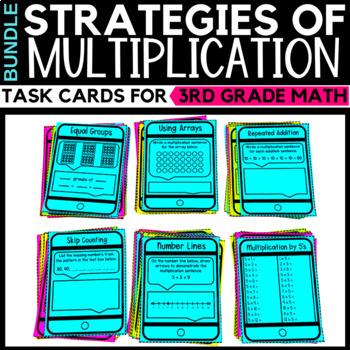 Multiplication Interactive Notebook Volume 1