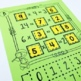 Distance Learning Multiplication Logic Puzzles | Digital Version Included