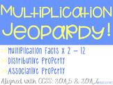 Multiplication Jeopardy!