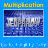 Multiplication Jeopardy