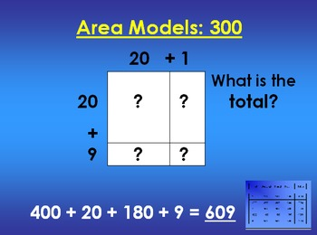 Multiplication Jeopardy (Math Expressions: Common Core - unit 4, lesson 5)