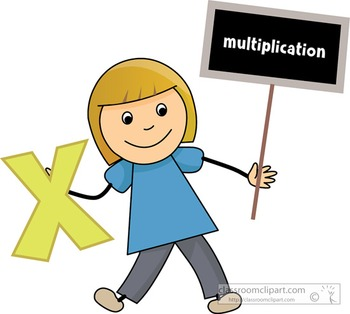 Multiplication Jingles