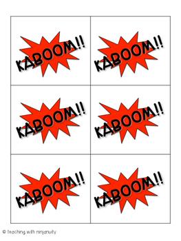 Multiplication KABOOM!!