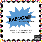Multiplication Kaboom