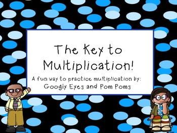 Multiplication Key Ring