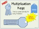 Multiplication Keys
