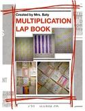 Multiplication Lap Book Unit