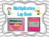 Multiplication Lapbook (Common Core Aligned)