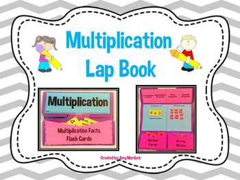 Multiplication Lapbook (Common Core Aligned)