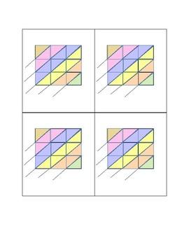 Multiplication Lattice Grid 3 digit by 3 digit