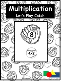 Multiplication - Let's Play Catch
