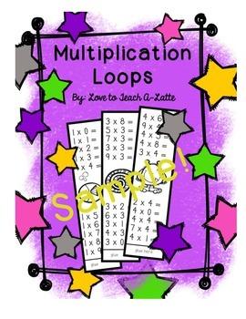 Multiplication Loop SAMPLE