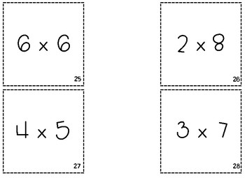 Multiplication Madness