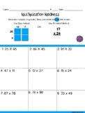 Multiplication Madness