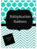 Singapore Multiplication Madness {CCSS}