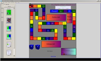 Multiplication Madness Computer Game