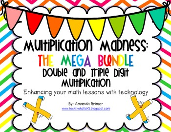 Multiplication Madness Mega Bundle