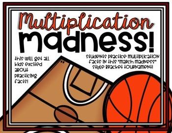 Multiplication Madness Tournament