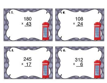 Multiplication Madness/Double Decker Dash