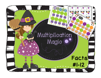 Multiplication Magic {Bundled}