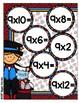 Multiplication Magic Multiplying by 9s File Folder Game