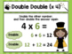 Multiplication Strategies - Posters and Activities