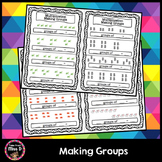 Multiplication - Making Groups