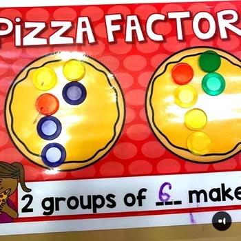 Multiplication Game - Making Groups