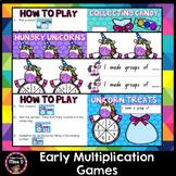 Multiplication Games - Making Groups