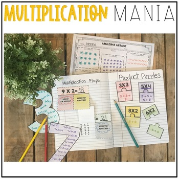 Multiplication Mania