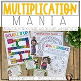 Multiplication Mania: A Multiplication Unit