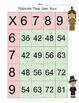 Multiplication Mania: Learn 9 Hardest Multiplication Facts- 4 Holiday Themes