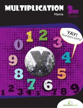 Multiplication Mania Workbook