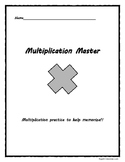Multiplication Master