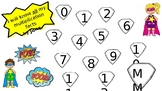 Multiplication Master Celebration Sheet