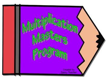 Multiplication Master Program
