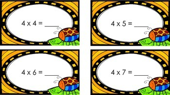 Multiplication Mastery For Summer