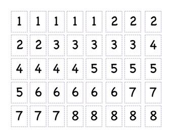 Multiplication Match (CCSS 3.OA.B.6)