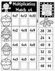 Multiplication: Match Facts 1-12