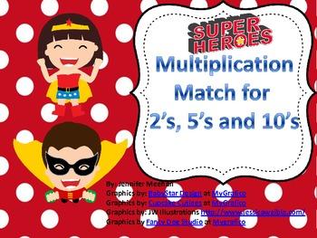Multiplication Match Game