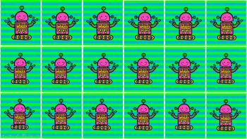 Multiplication Match Game - Bundle - Ones through Nines