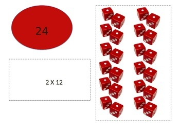Multiplication Match (The 2's)
