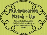 Multiplication Match-Up